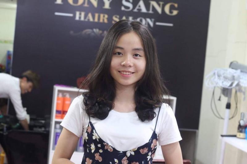 Salon Tóc Tony Sang