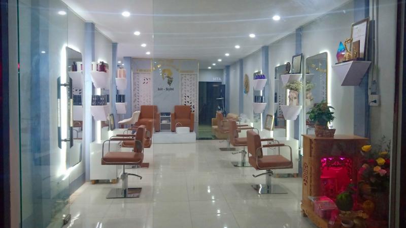 Salon tóc Vân Phạm