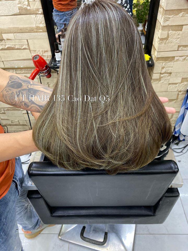 Salon Út Hair được thành lập với mục đích chính là làm đẹp và nâng niu mái tóc cho khách hàng của mình