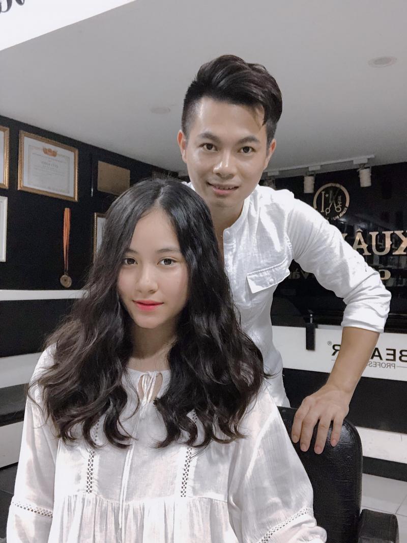 Dịch vụ làm tóc tại Xuân Huy HairSalon
