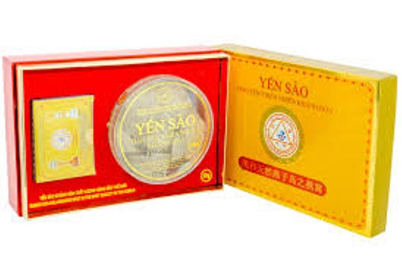 Sản phẩm yến sào Khánh Hòa được phân phối bởi Sâm yến Thịnh Phát