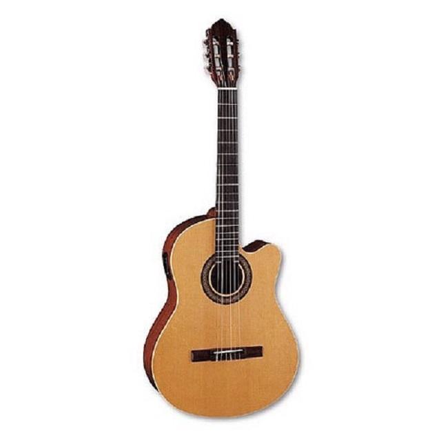Samick Greg Bennett CNG-1CE là một trong những kiểu guitar classic bán chạy nhất