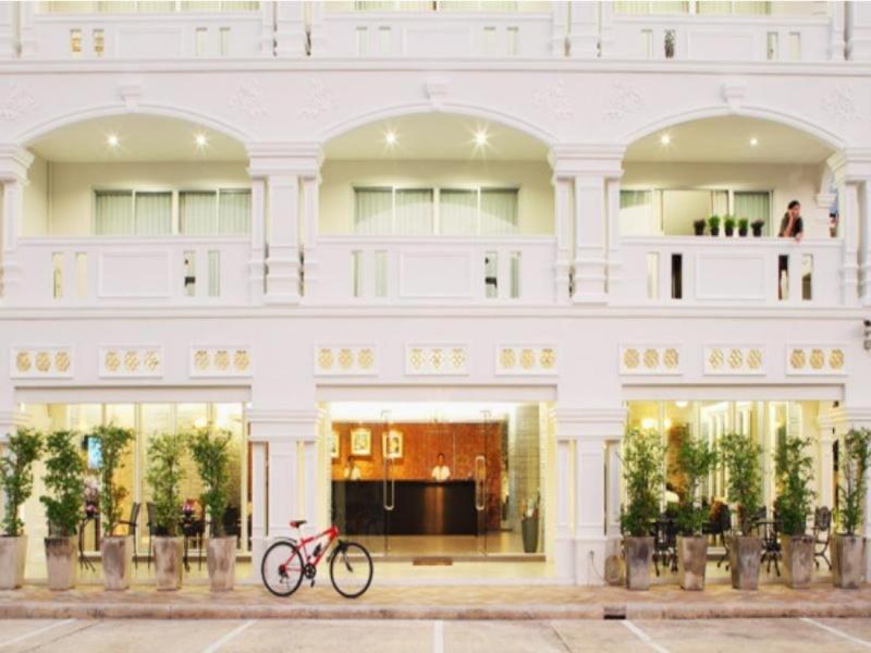 Khách sạn Samkong Place