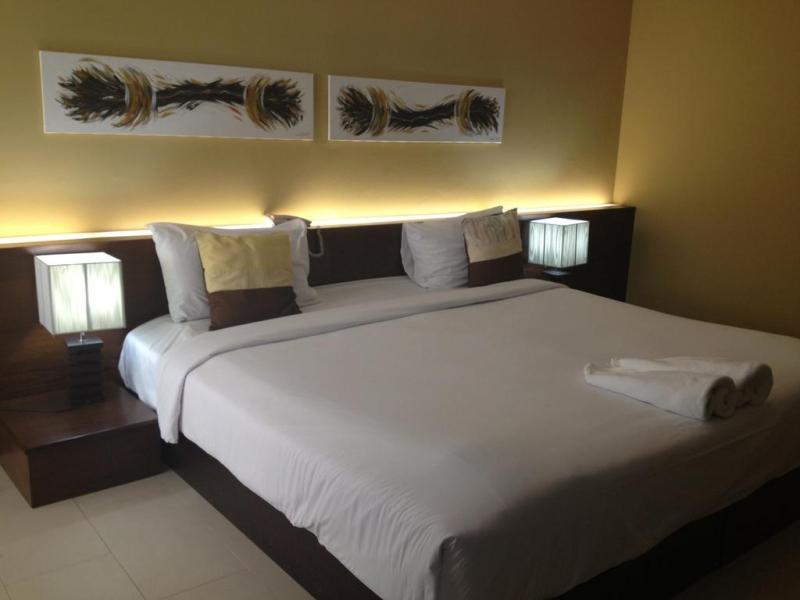 Có 30 phòng ngủ hiện đại và ấm cúng