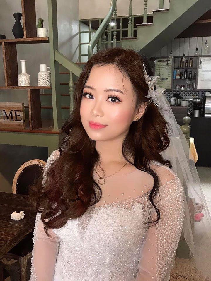 Samlee makeup (Hienstyle Wedding)