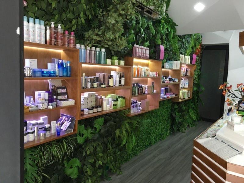 Một góc gian hàng của Sammi Shop.