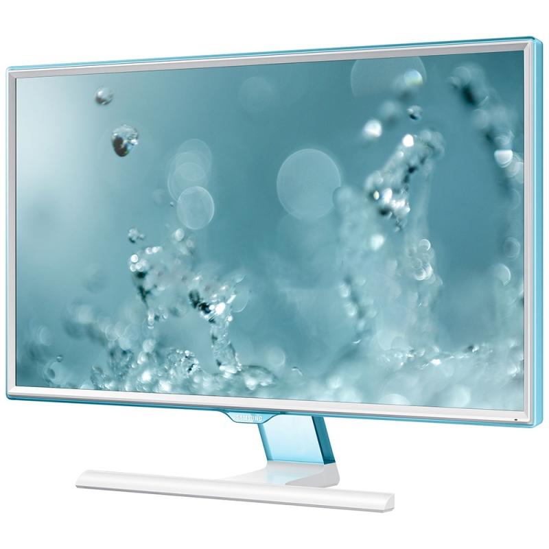 Màn hình màu trắng xanh khiến người dùng thích thú hơn màn hình màu đen quá nhàm chán.