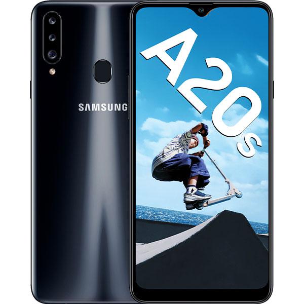 Thiết kế độc quyền của Samsung Galaxy A20s