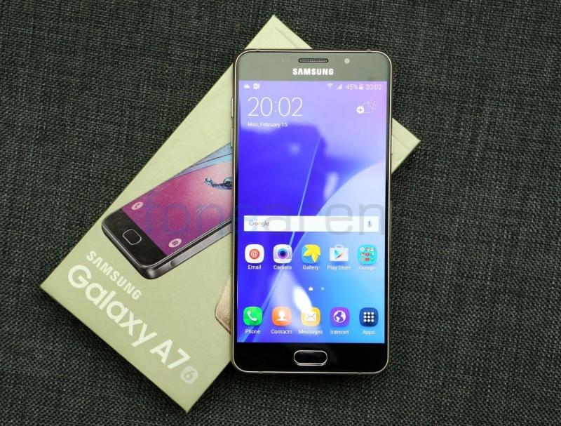 Samsung Galaxy A7 (2016) giảm 1.000.000 đồng
