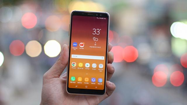 Samsung Galaxy A8|A8+