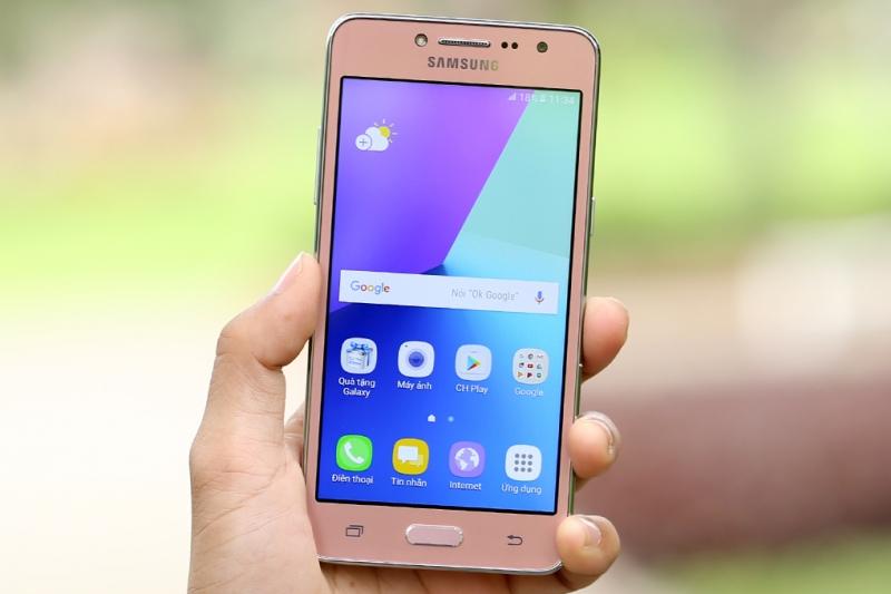 Samsung Galaxy J2 Prime là chiếc smartphone nằm trong phân khúc giá rẻ