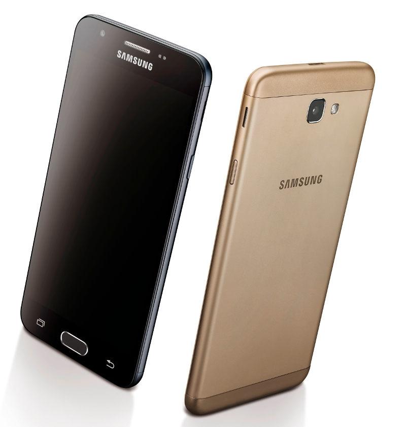 Thiết kế sang trọng của Samsung Galaxy J5 Prime