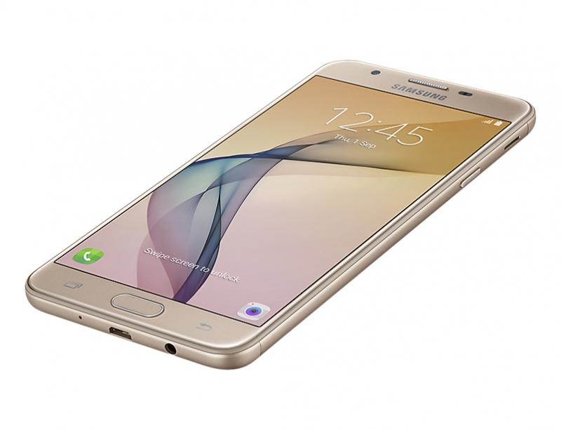 Samsung Galaxy J7 Prime có thiết kế mềm mại, màu sắc trang nhã rất phù hợp cho phái đẹp.