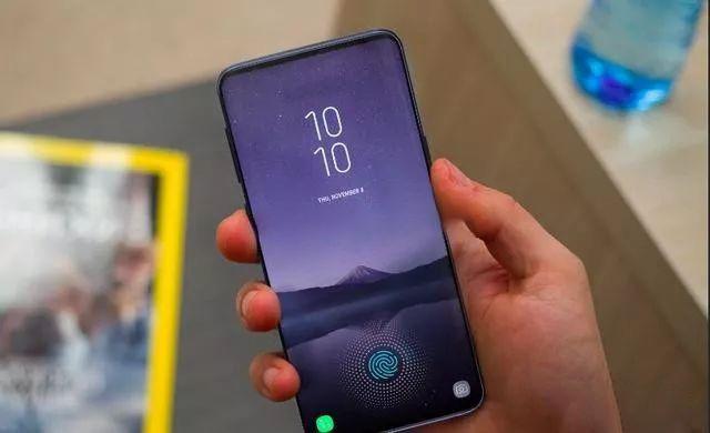 Samsung Galaxy Note 10 sẽ có màn hình tràn viền toàn bộ?