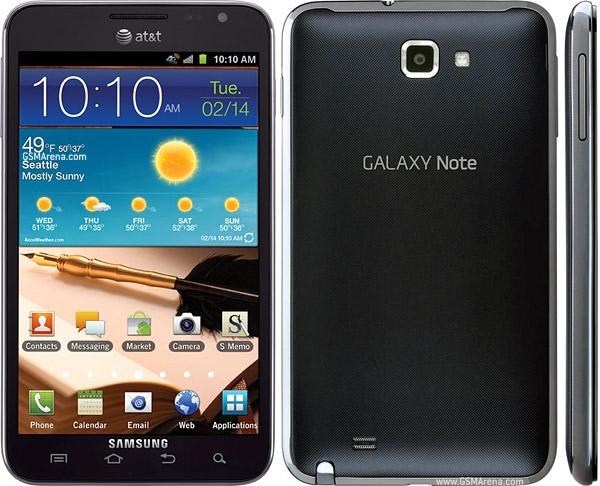 Galaxy Note tạo nên trào lưu Phablet - smartphone màn hình cỡ lớn