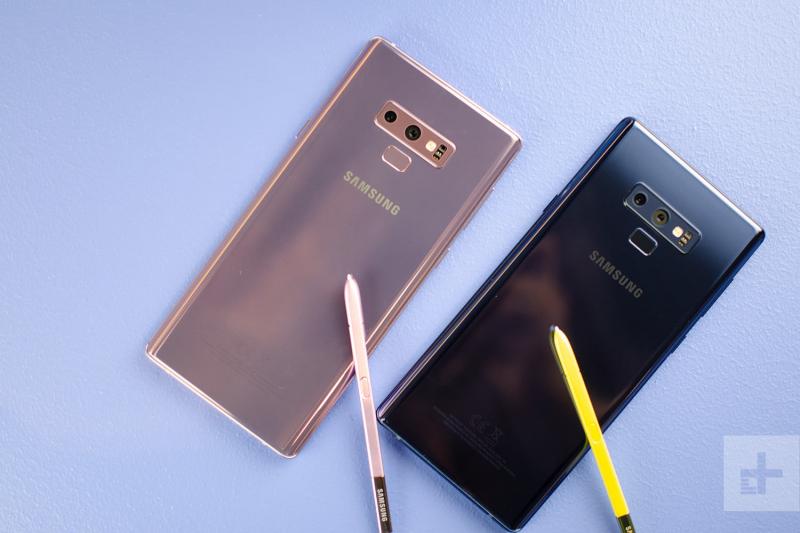 Samsung Galaxy Note 9 (bản chính hãng 128GB) – Giảm 5.400.000 VND
