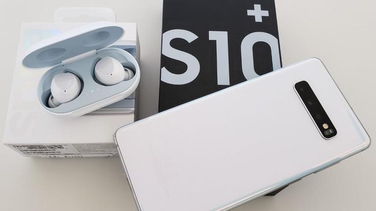 Samsung galaxy S10 plus (S10+)