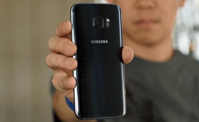 Samsung Galaxy S7 là bản hoàn thiện tốt hơn nhiều của S6