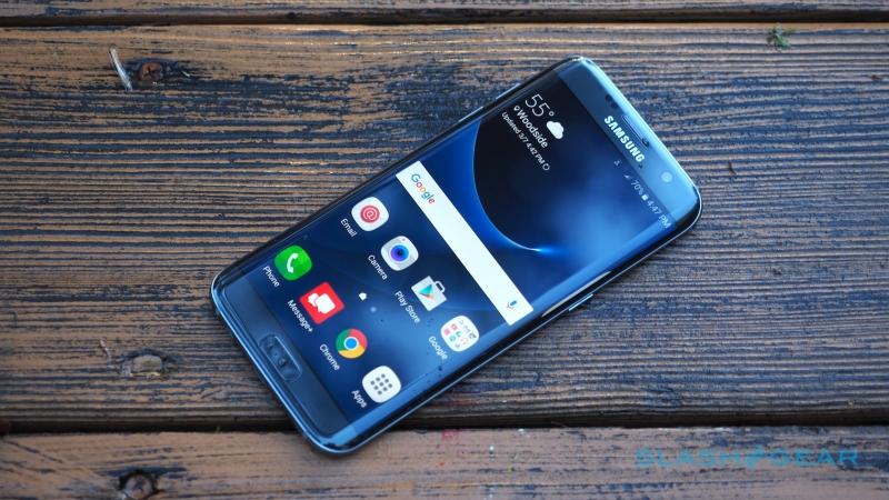 Samsung Galaxy S7 edge Đen ngọc trai