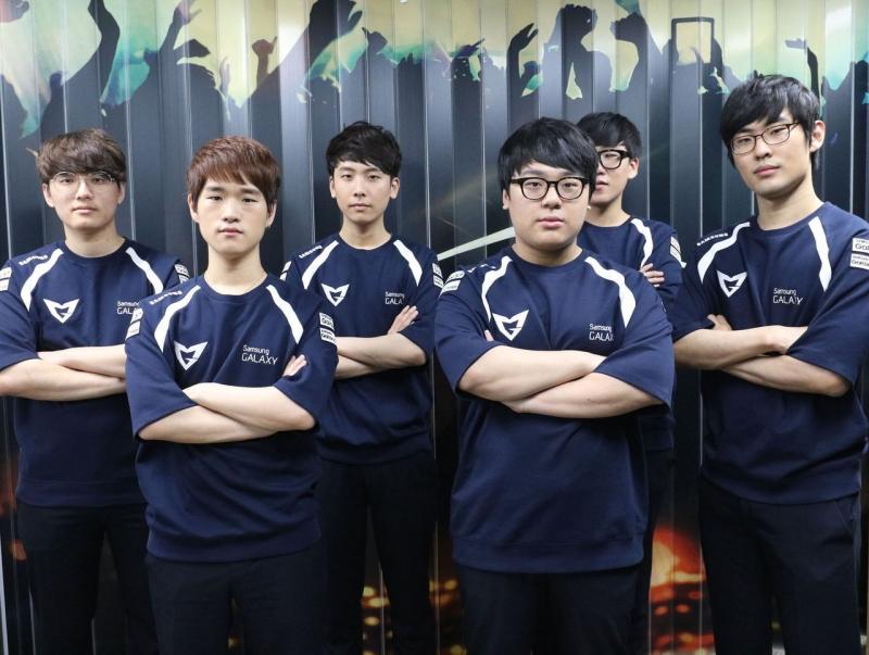 Không có bất cứ cơ hội nào cho một đội ngoài khu vực LCK có thể chen chân vào vị trí thứ ba này của Samsung Galaxy