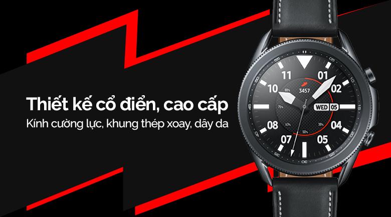 Samsung Galaxy Watch 3 LTE 41mm viền thép