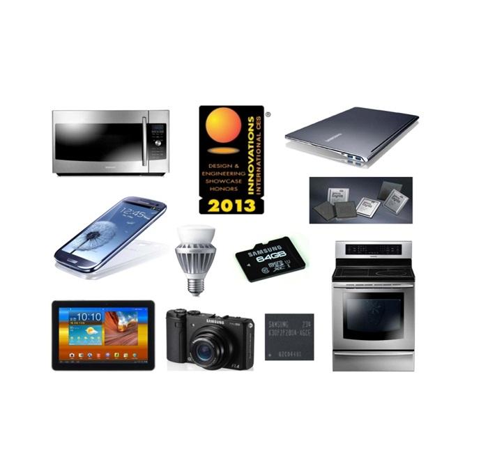 Các sản phẩm của Samsung