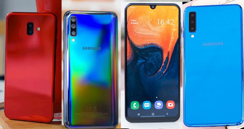 Điện thoại thông minh của Samsung