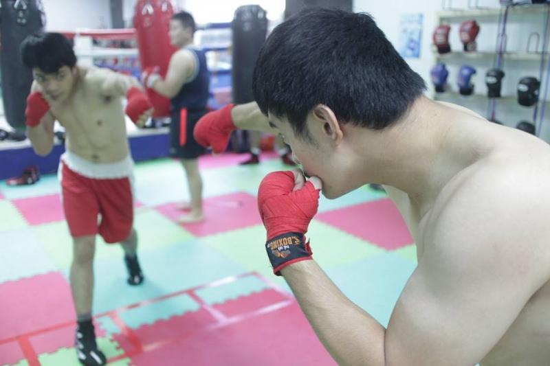Samurai Boxing Gym