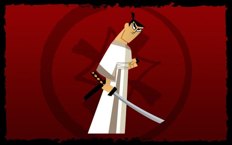 Hoạt hình Samurai Jack