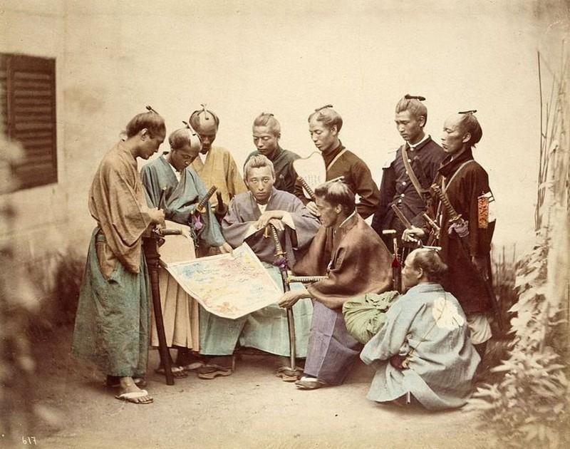 Samurai vô chủ