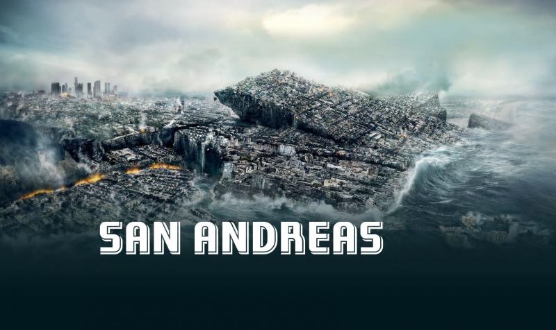 Bang California bị cơn sóng thần nhấn chìm hoàn toàn.