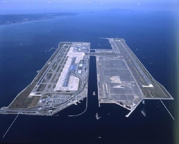 Sân bay Kansai Nhật Bản
