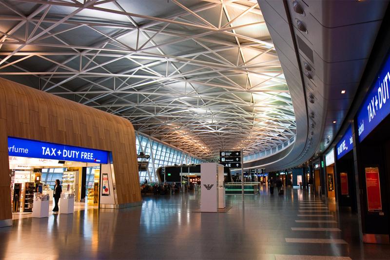 Sân bay Kloten, Zurich