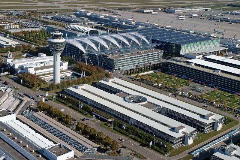 Sân bay quốc tế Munich, Đức