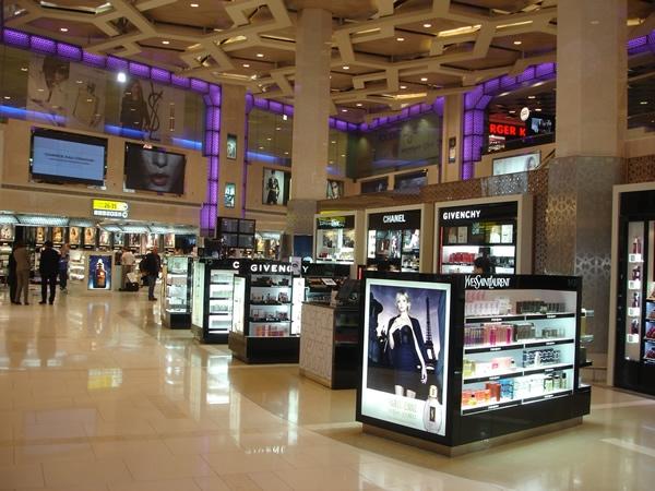 Sân bay quốc tế Abu Dhabi, các tiểu vương quốc Ả Rập