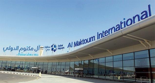 Sân bay quốc tế Al Maktoum, Các tiểu vương quốc Arab thống nhất