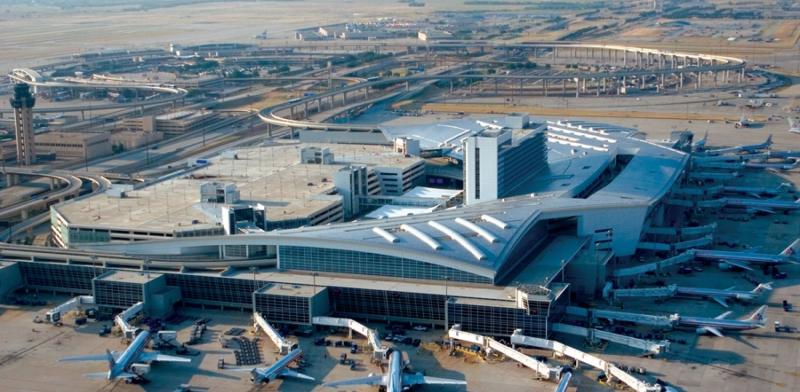 Sân bay quốc tế Dallas-Fort Worth, Mỹ