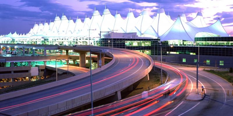 Sân bay quốc tế Denver, Mỹ