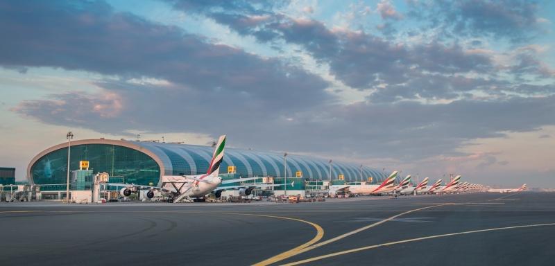 Sân bay quốc tế Dubai, Các tiểu Vương quốc Ả Rập thống nhất