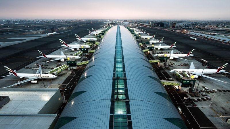 Sân bay quốc tế Dubai, Dubai