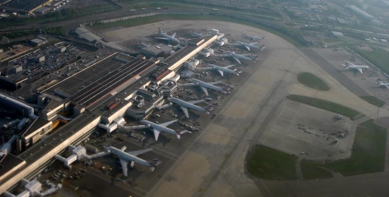 Sân bay quốc tế Heathrow, London, Anh