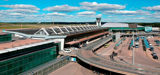 Sân bay quốc tế Helsinki, Vantaa, Phần Lan