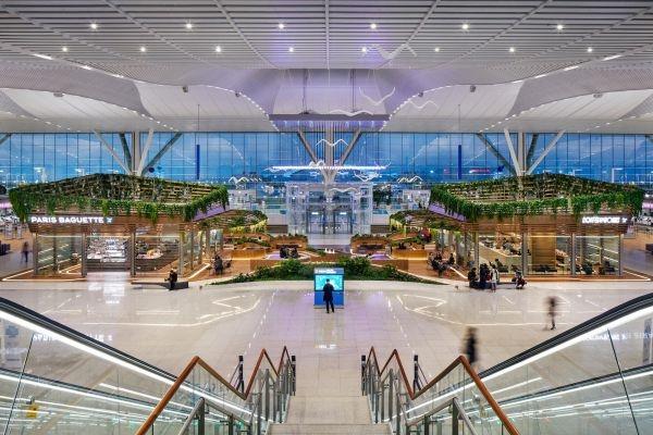 Sân bay quốc tế Incheon, Hàn Quốc