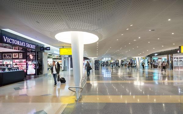 Sân bay quốc tế John F.Kennedy, Mỹ