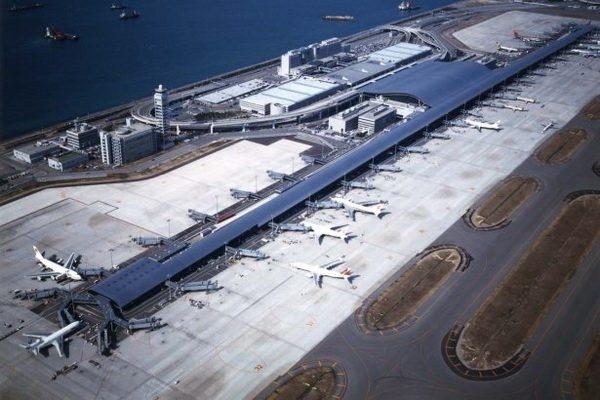 Sân bay quốc tế Kansai - Nhật Bản