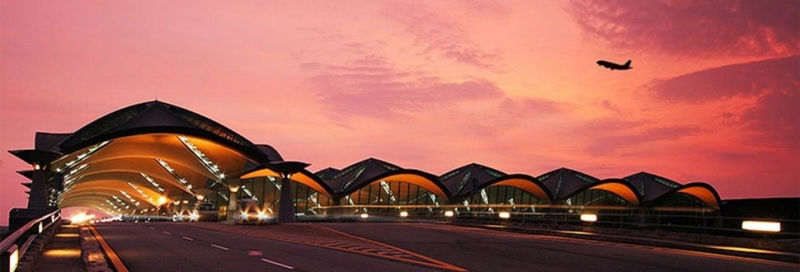 Sân bay quốc tế Kuala Lumpur, Selangor, Malaysia