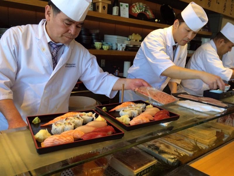 Sân bay Quốc tế Narita đứng đầu danh sách sân bay có đồ ăn ngon nhất thế giới