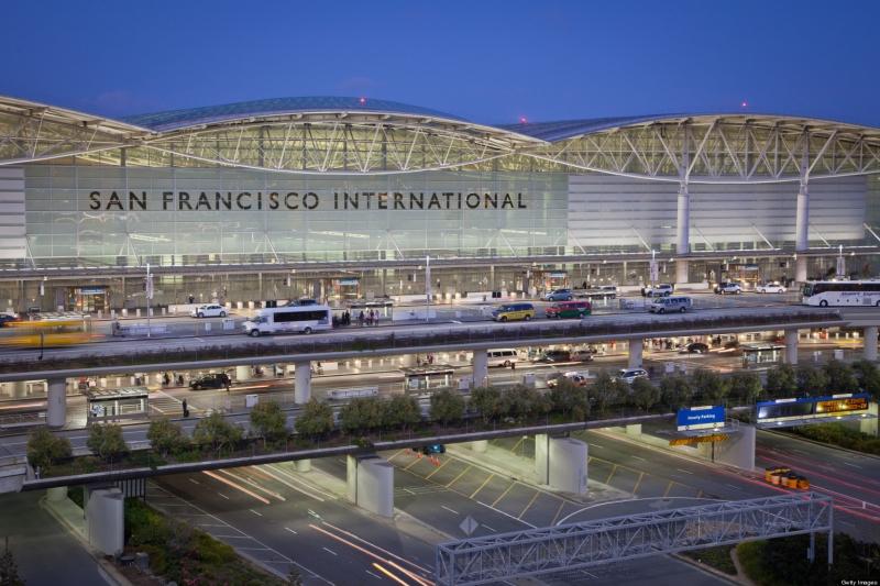 Sân bay quốc tế San Francisco, bang California, Mỹ