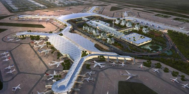 Sân bay quốc tế thủ đô Bắc Kinh, Trung Quốc