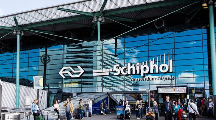 Sân bay Schiphol, Amsterdam